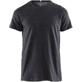 Craft Deft 2.0 T-shirt Homme, dark grey melange